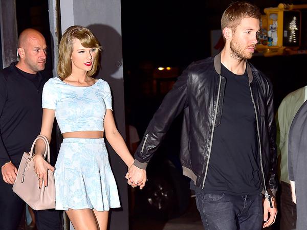 Calvin Harris Siap Lamar Taylor Swift dengan Cincin Senilai Rp. 20 M Bulan Depan?