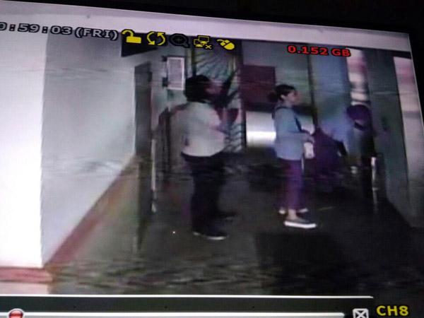 Momen CCTV 'Menangkap' Pelaku Driver Go-Jek yang Membunuh Gadis Mantan DJ