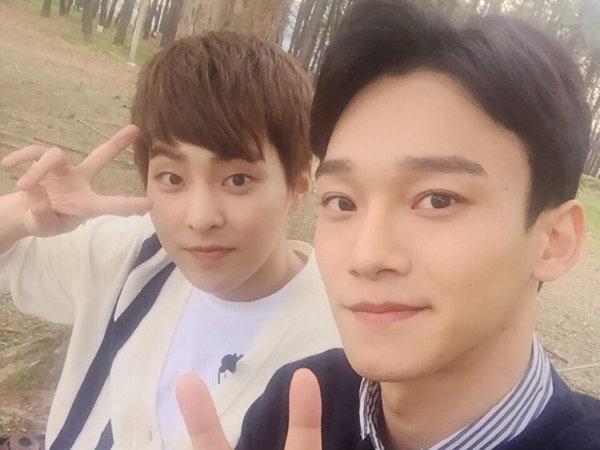 Xiumin dan Chen EXO Siap Lakukan Perjalanan Tanpa Sang Manager di Reality Show Baru