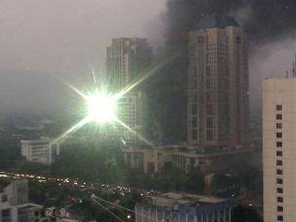 Basement Ditjen Pajak Kebakaran, 22 Pemadam Kebakaran Dikerahkan