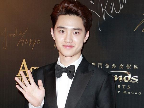 Tak Hanya Drama, D.O EXO Juga Berencana Untuk Comeback Film Layar Lebar di Tahun Ini
