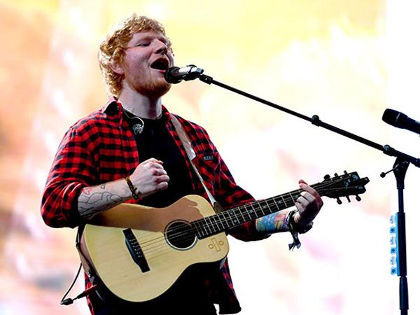 Alami Kecelakaan Sepeda, Ini Kronologi dan Kondisi Terakhir Ed Sheeran