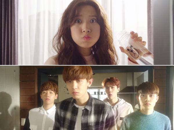 Moon Ga Young Shock Tetanggaan Dengan EXO Dalam 'EXO Next Door'