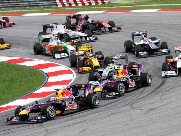 Wah, Bali akan Segera Jadi Tuan Rumah Balapan F1?