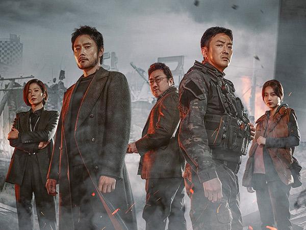 Film Terbaru Ha Jung Woo, Lee Byung Hun, Suzy 'Ashfall' Tayang di Tanggal Cantik