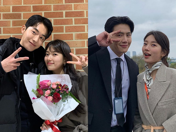 Foto-foto Syuting Terakhir Drama 'Start-Up', Bocoran Happy Ending?