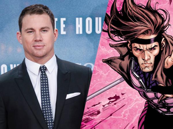 Tandatangani 'Gambit', Channing Tatum Resmi Gabung Mutant X-Men
