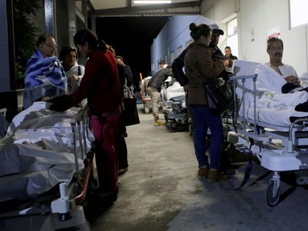 Gempa 8 SR Guncang Meksiko, 8 Negara Ini Terancam Dampak Tsunami
