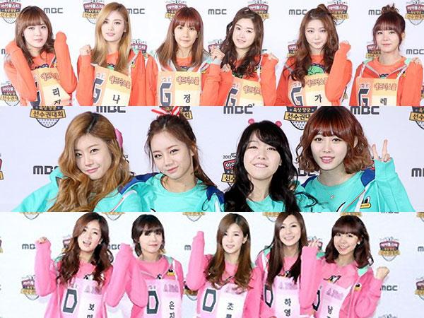 Girlgrup Populer Korea Segera Ikut Dalam Kompetisi Cheerleader?