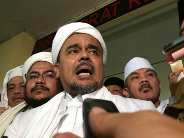 Habib Rizieq Harga Mati Tak Akan Dukung Jokowi Karena Terlalu Banyak Dosa Pada Ulama?