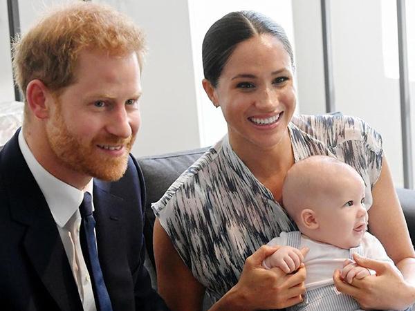 Mandiri Finansial, Pangeran Harry dan Meghan Markle Buka Yayasan dengan Nama Anak