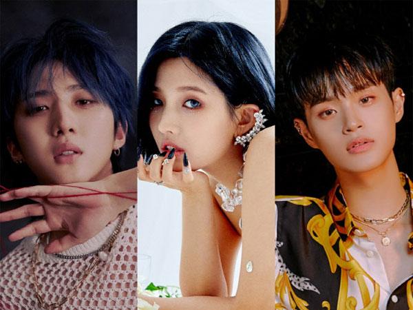 Hui, Soyeon, dan Lee Daehwi Ikut Ciptakan Lagu untuk 'CAP-TEEN'