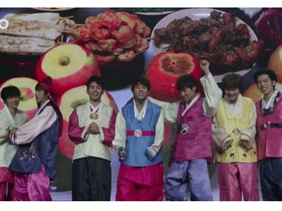 Rayakan Chuseok, Infinite Kenakan Hanbok Saat Gelar World Tour di Jepang!