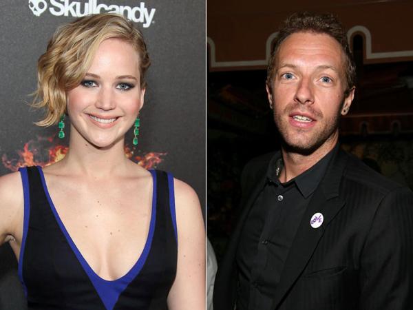 Jennifer Lawrence Adalah Wanita Idaman Chris Martin?