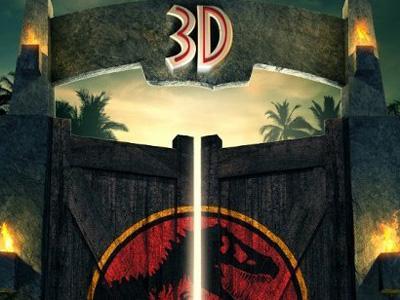 Film Jurassic Park Akan Dibuat Versi 3D