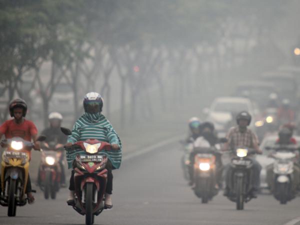 Korban Bencana Kabut Asap Cuma Disantuni Pemerintah Rp. 15 Juta