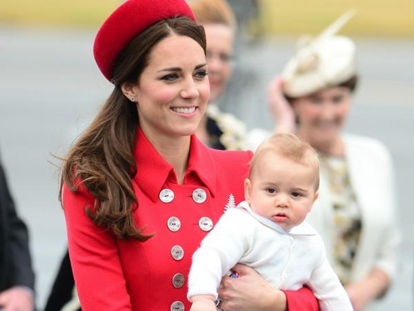 Wah, Kerajaan Inggris Umumkan Kehamilan Kedua Kate Middleton!