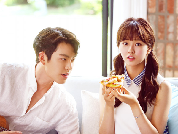 Bocorkan Lewat Media Sosial, Kim So Hyun Sedang Lakukan Syuting dengan Kim Woo Bin?