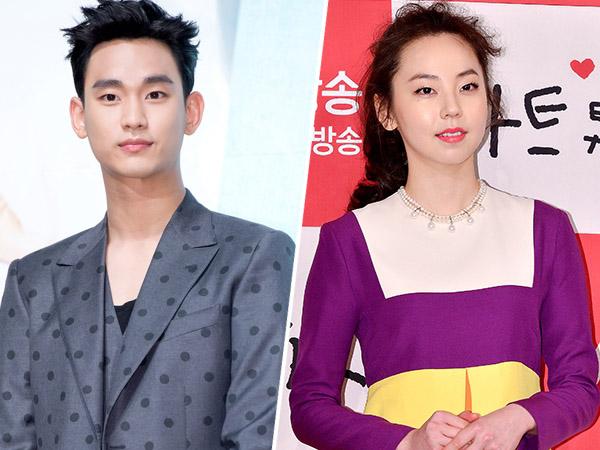 Ini Kata KeyEast Entertainment Soal Rumor Pacaran Kim Soo Hyun dan Sohee