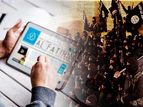 Rilis Surat Kabar Berbahasa Indonesia, ISIS Buat Khawatir Asia Tenggara