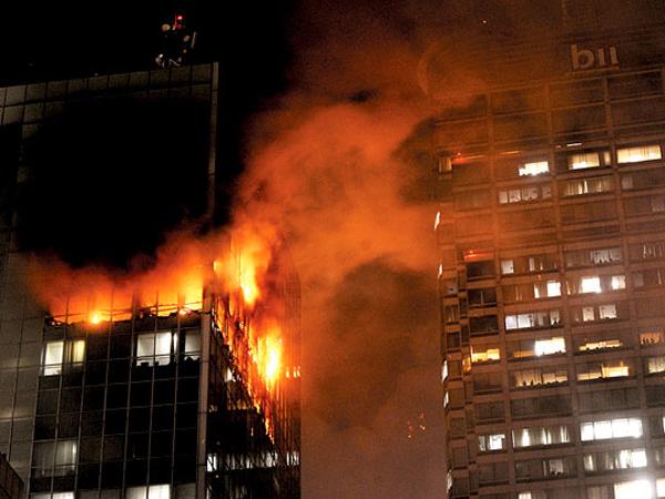 Kebakaran Wisma Kosgoro Mendapatkan Rekor Di Asia!