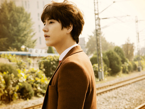 Baru 7 Jam Dirilis, Lagu Baru Kyuhyun Langsung Meroket di Berbagai Chart!