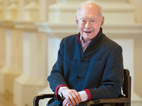 Perdana Menteri Pertama Singapura Lee Kuan Yew Meninggal Dunia