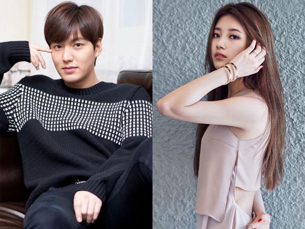 Agensi Konfirmasi Hubungan Asmara Antara Lee Min Ho dan Suzy miss A