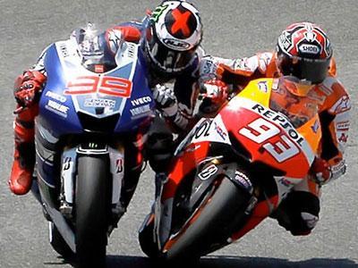 Lorenzo dan Marquez Tak Lupakan Senggolan Jerez