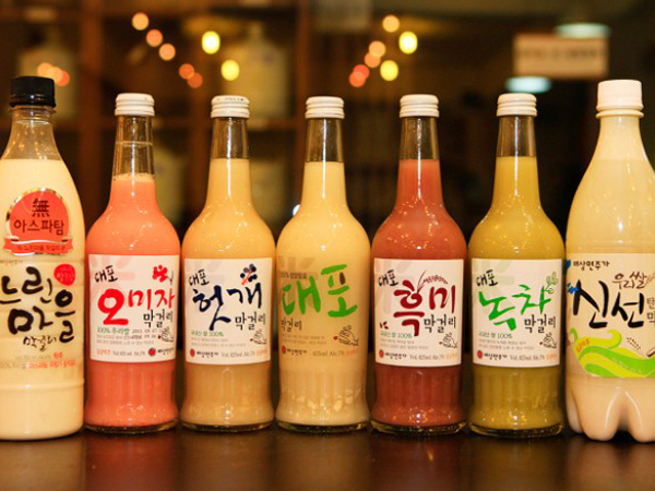 Mengenal Makgeolli, Minuman Beralkohol Khas Korea yang Tak Kalah Populer dengan Soju