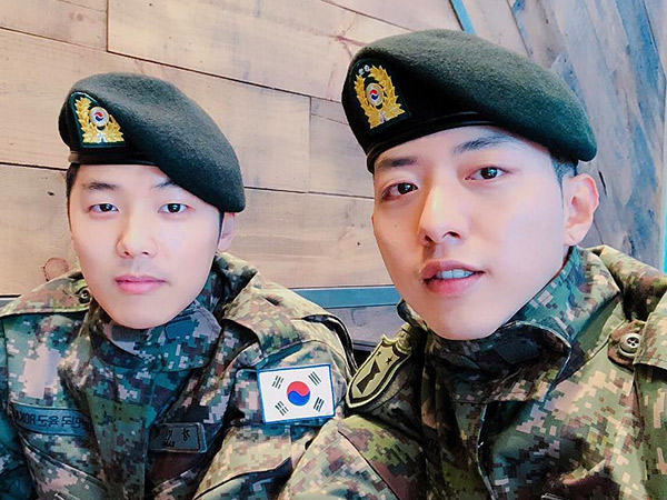 Minhyuk dan Jungshin CNBLUE Juga Keluar Wamil Lebih Awal Akibat Corona