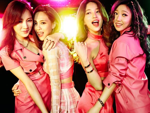 Apa Kata miss A Soal Suzy yang Lebih Tenar Dibanding Member Lain?