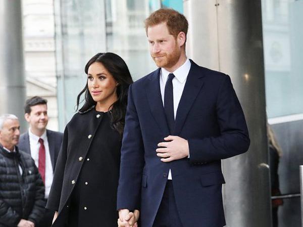 Pangeran Harry dan Meghan Markle Akan Rahasiakan Kelahiran Anak Pertama