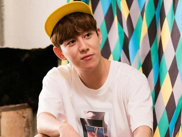 Wow, Park Kyung Block B Masuk Dalam Jajaran Orang Ber-IQ Tertinggi di Dunia!