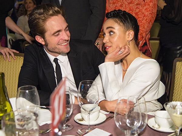 Jarang Tampil Bersama, Bagaimana Kelanjutan Hubungan Robert Pattinson dan FKA Twigs?