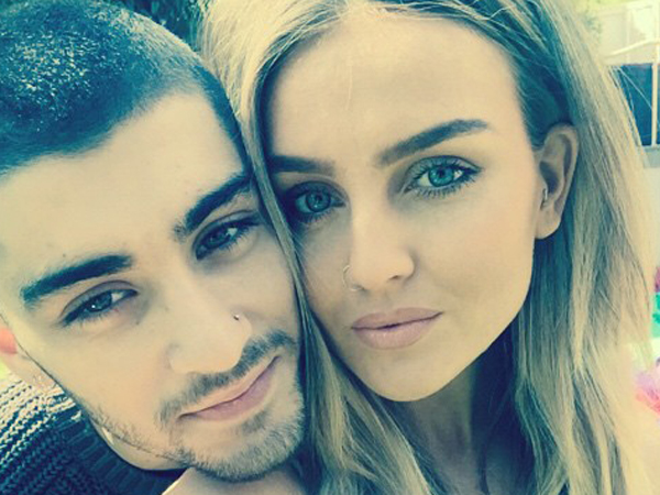 Perrie Edwards akan Ajak Zayn Malik Kolaborasi dengan Little Mix?