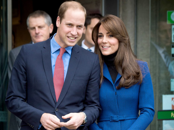 Seperti Apa Sih Panggilan Sayang Antara Pangeran William dan Kate Middleton?