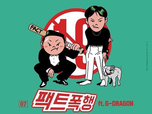 PSY Bicara Soal Lagu Duet Bareng G-Dragon yang Jadi Favorit Bos YG