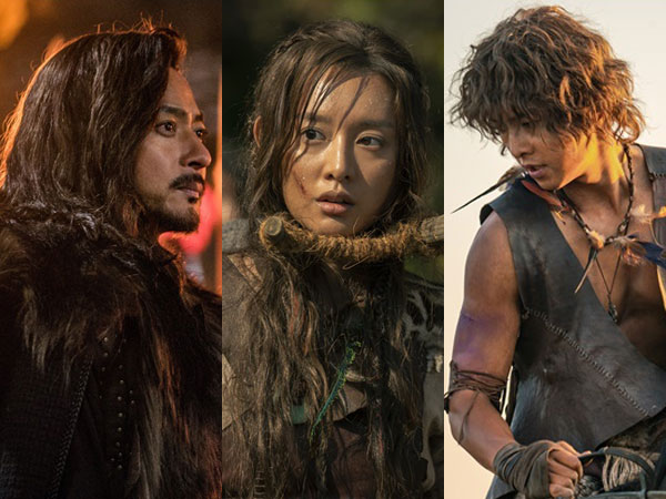 Drama tvN 'Arthdal Chronicles' Catat Rating Tertingginya di Episode Terbaru