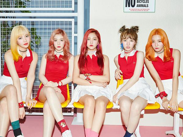Resmi Comeback, Red Velvet Tampil Unik Namun 'Berbahaya' di MV 'Russian Roulette'