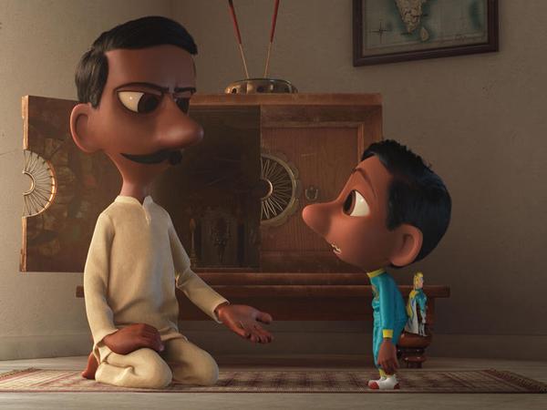 Yuk, Kenalan Dengan Super Hero Baru Pixar dari India, 'Sanjay's Super Team'!