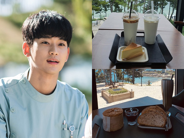 Healing Time di Secret Blue Bakery, Kafe yang Disulap Jadi RS Tempat Kerja Kim Soo Hyun