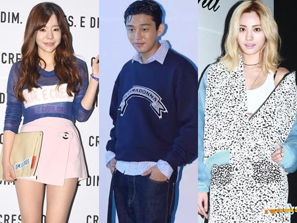 Resmi Dimulai, Ini Para Seleb yang Hadiri Seoul Fashion Week S/S 2016 Hari Pertama