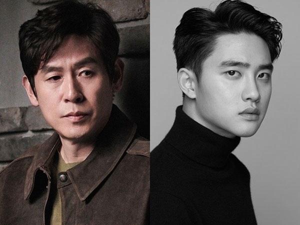 Bareng Aktor Senior, D.O EXO Dipastikan Main Film Baru Sutradara 'Along with the Gods'