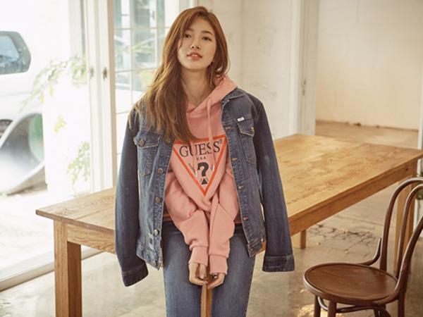 Susul Lee Min Ho, Suzy miss A Ditunjuk Jadi Wajah Baru Brand Fashion Ini