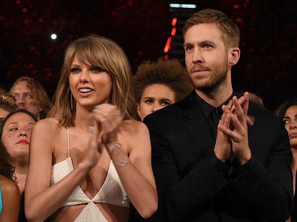Kalahkan Jay Z-Beyonce, Taylor Swift-Calvin Harris Jadi Pasangan Musisi Terkaya di Dunia