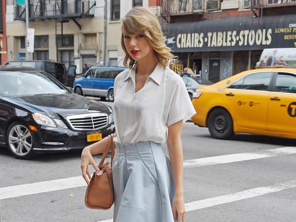 Karena Lagu Barunya, Taylor Swift Diangkat Jadi Duta Pariwisata New York!