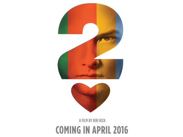 Rilis Teaser Perdana, Puisi Rangga Makin Galau di 'Ada Apa Dengan Cinta 2'