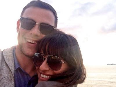 """Lea Michele: """"Cory Selamanya Ada di Hatiku"""""""