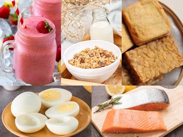 Intip 5 Menu Sarapan Tinggi Protein Yang Dapat Menjaga Berat Badan